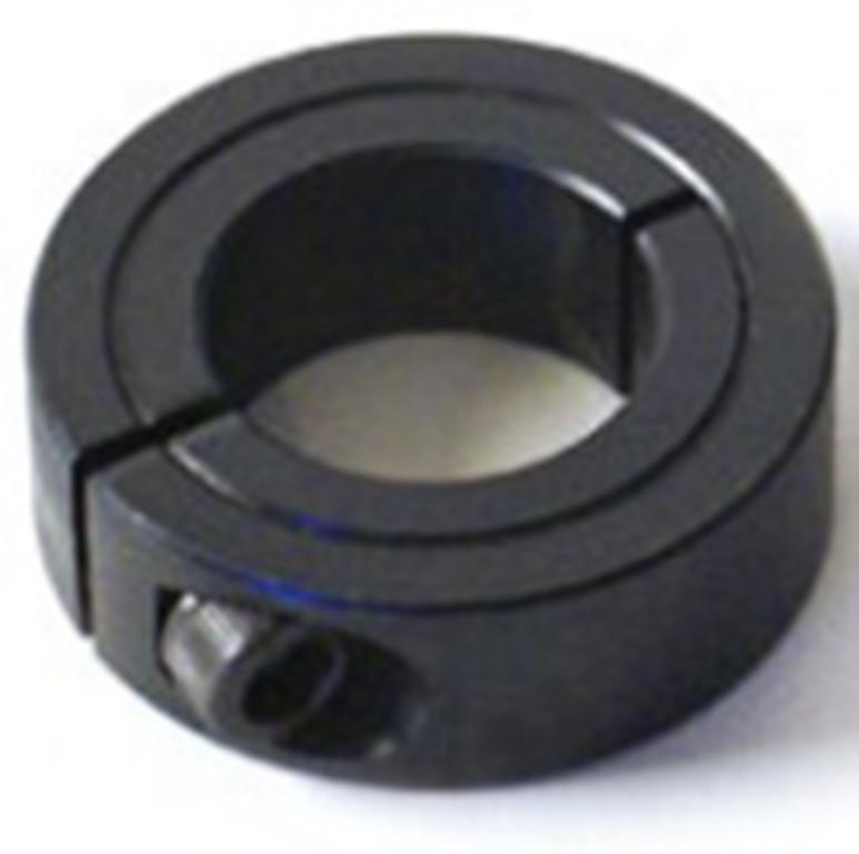 stellring klemmring geschlitzt aus stahl c45 schwarz br niert f r 15mm welle ebay. Black Bedroom Furniture Sets. Home Design Ideas